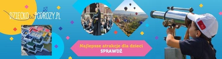Dzieckowpodrozy.pl - wakacje z dzieckiem