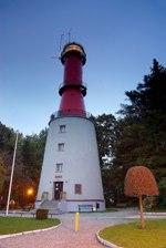 latarnia morska rozewie gdzie nad morze